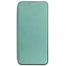 Чехол книжка для Samsung Galaxy A02S Fashion Case Зеленый