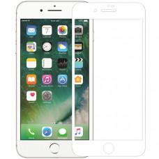 Защитное стекло для Apple iPhone 8 Plus Nillkin XD CP+MAX Full coverage Белое
