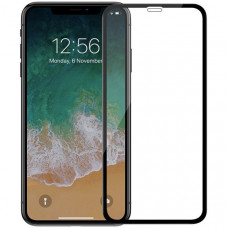Защитное стекло для Apple iPhone XR Nillkin XD CP+MAX Full coverage Черное
