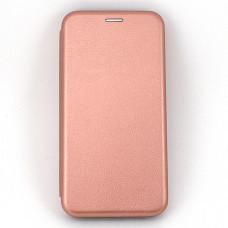 Чехол книжка для Samsung Galaxy A20 Neypo Розовое золото