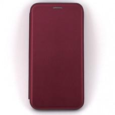 Чехол книжка для Samsung Galaxy A30 Neypo Бордовый