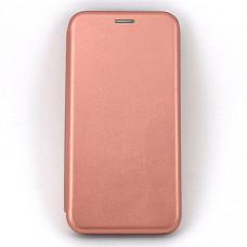 Чехол книжка для Samsung Galaxy A30 Neypo Розовое золото