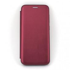 Чехол книжка для Samsung Galaxy A50 Neypo Бордовый