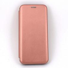 Чехол книжка для Samsung Galaxy A50 Neypo Розовое золото