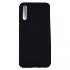 Силиконовый чехол для Samsung Galaxy A50 Neypo Soft Matte Черный