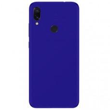Силиконовый чехол для Xiaomi Redmi 7 Cherry Синий