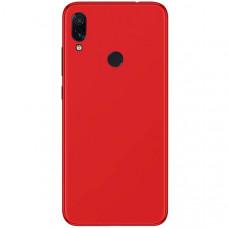 Силиконовый чехол для Xiaomi Redmi 7 Cherry Красный