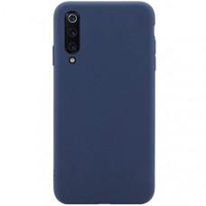Силиконовый чехол для Xiaomi Mi9 Cherry Синий