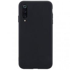 Силиконовый чехол для Xiaomi Mi9 Cherry Черный