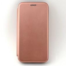 Чехол книжка для Samsung Galaxy A40 Neypo Розовое золото