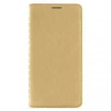 Чехол книжка для Xiaomi Redmi 7 Book Case Золотой