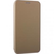 Чехол книжка для Xiaomi Mi9 Fashion Case 3D Золотой