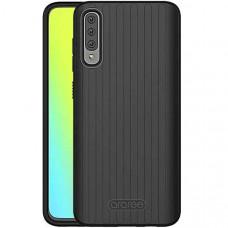 Силиконовый чехол для Samsung Galaxy A70 Airdome GP-FPA705KDBBR Черный