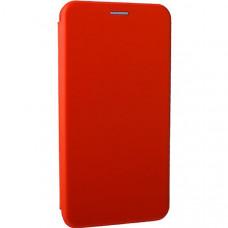 Чехол книжка для Samsung Galaxy A20 Fashion Case 3D Красный