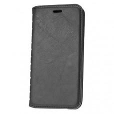 Чехол книжка для Xiaomi Redmi Go Book Case Черный