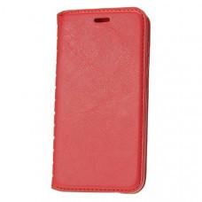 Чехол книжка для Xiaomi Redmi Go Book Case Красный