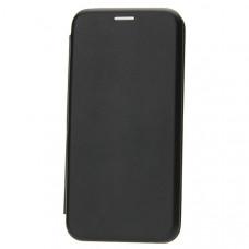 Чехол книжка для Samsung Galaxy S10 Fashion Case 3D Черный