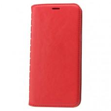 Чехол книжка для Samsung Galaxy S10+ Book Case Красный