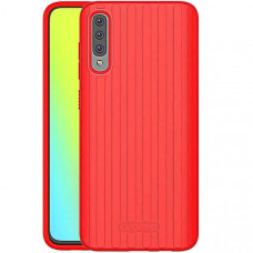 Силиконовый чехол для Samsung Galaxy A70 Airdome GP-FPA705KDBRR Красный