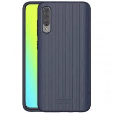 Силиконовый чехол для Samsung Galaxy A70 Airdome GP-FPA705KDBLR Синий