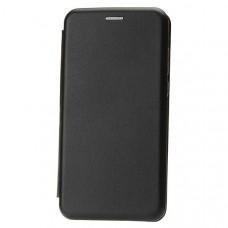 Чехол книжка для Xiaomi Redmi Go Fashion Case 3D Черный