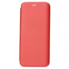 Чехол книжка для Samsung Galaxy Note 10 Fashion Case 3D Красный