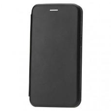 Чехол книжка для Xiaomi Mi9 Lite Fashion Case 3D Черный