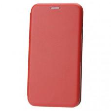 Чехол книжка для Apple iPhone XR Fashion Case 3D Красный