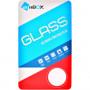 Защитное стекло для Xiaomi Mi A3 Skinbox Full Screen Черное