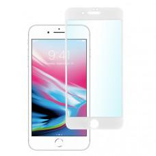 Защитное стекло для Apple iPhone 8 Plus Skinbox Full Screen Белое