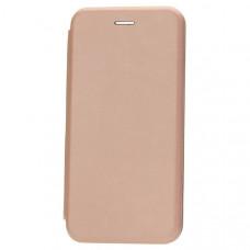 Чехол книжка для Xiaomi Redmi Note 8T Fashion Case 3D Розово золотой