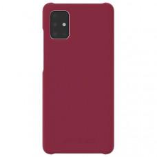 Чехол накладка для Samsung Galaxy A51 Wits GP-FPA515WSAXR Красный