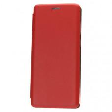 Чехол книжка для Samsung Galaxy A71 Fashion Case Красный