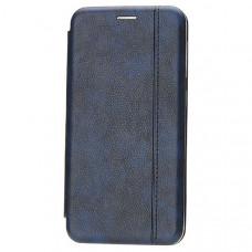Чехол книжка для Samsung Galaxy S20 Fashion Case Retro Line Синий