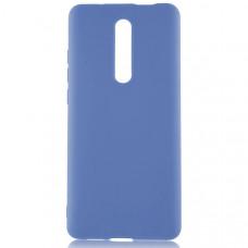 Силиконовый чехол для Xiaomi Redmi K20 Red Line Ultimate Синий