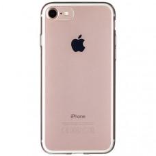 Силиконовый чехол для Apple iPhone 7 iBox Crystal Прозрачный