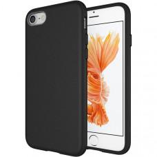 Силиконовый чехол для Apple iPhone 7 TPU 1мм Черный матовый