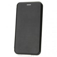 Чехол книжка для Apple iPhone 7 Plus Fashion Case Черный