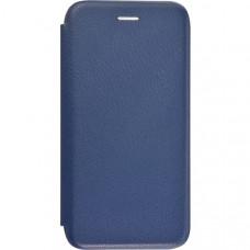 Чехол книжка для Apple iPhone 7 Plus Fashion Case Синий
