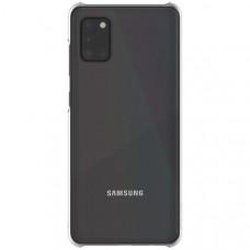 Чехол накладка для Samsung Galaxy A31 Wits Hard Case GP-FPA315WSATR Прозрачный