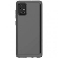 Силиконовый чехол для Samsung Galaxy A21s Araree BackCover GP-FPA217KDABR Черный