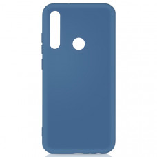 Силиконовый чехол для Realme 6i DF rm 03 Синий