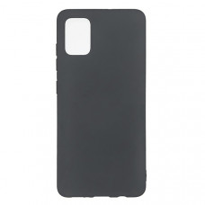 Силиконовый чехол для Samsung Galaxy S20 Red Line Ultimate Черный