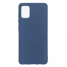 Силиконовый чехол для Samsung Galaxy S20 Red Line Ultimate Синий