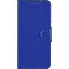 Чехол книжка для Xiaomi Mi 10 Lite Red Line Book Type Синий
