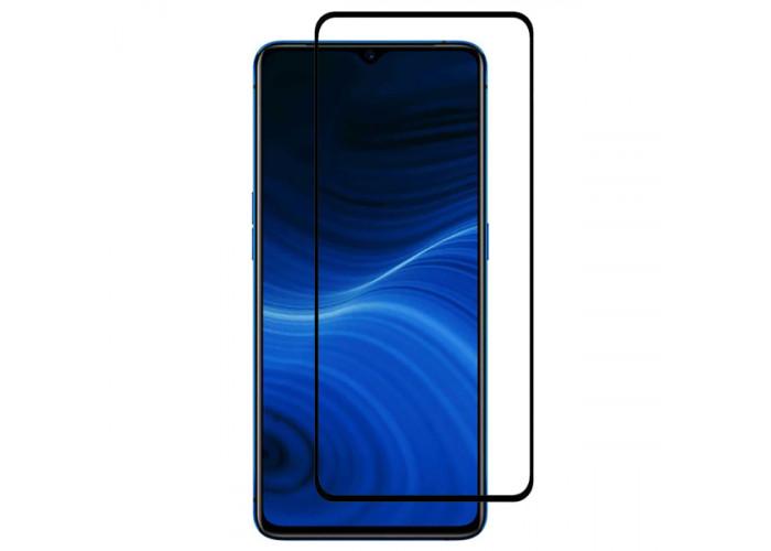 Защитное стекло для Realme X2 Pro Red Line Full Screen Черное