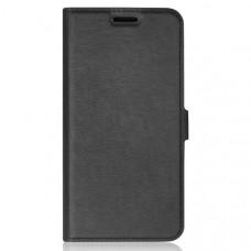 Чехол книжка для Xiaomi Mi 10 Lite DF xiFlip 61 Черный