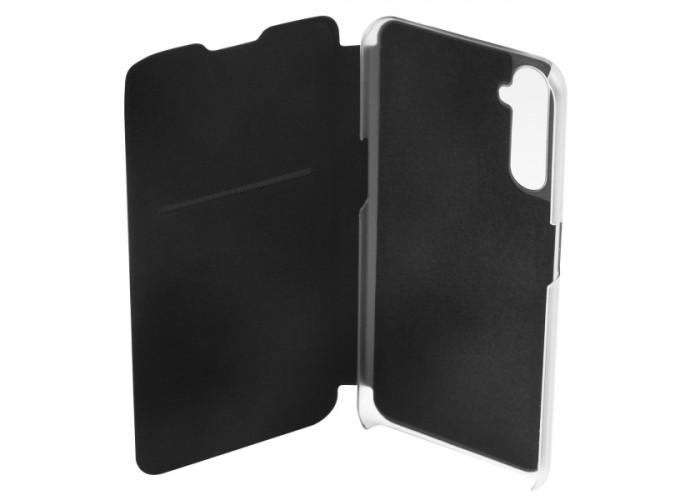 Чехол книжка для Realme 6 Pro Red Line Book Cover Черный