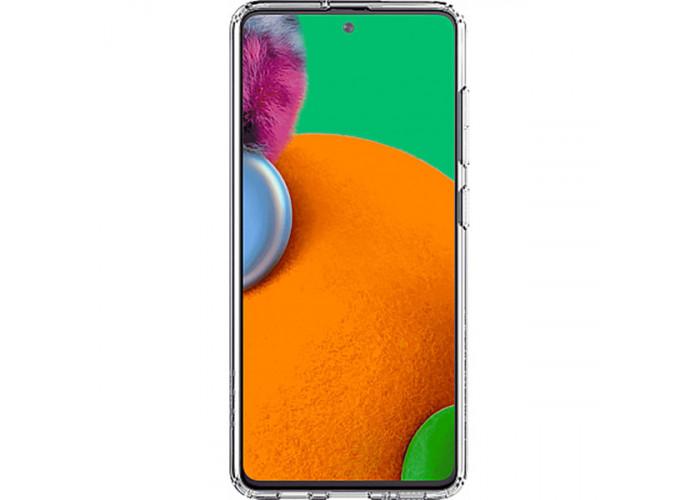 Силиконовый чехол для Samsung Galaxy M51 TPU 1мм Прозрачный глянцевый