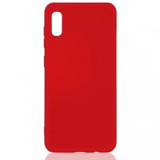 Силиконовый чехол для Realme 6 Pro DF rm 02 Красный